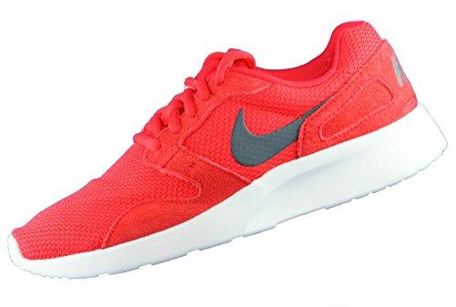 Nike Kaishi Run Mens Scarpe Da Corsa, Rosso / Grigio (9,5 D (m) Us, Eccellente Rosso-grigio)