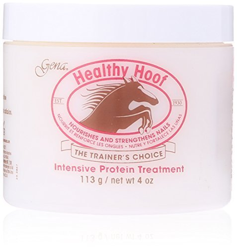 Gena Healthy Hoof Cream Intensive Protein Treatment 4 oz