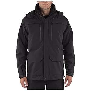 5.11 Men's First Responder Jacket, Black, 3X-Large