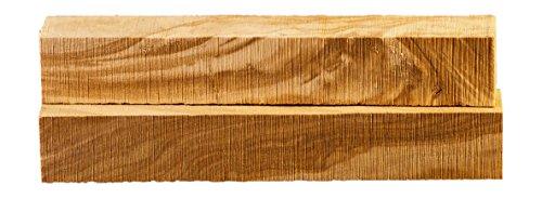 Olive Wood Turning Pen Blanks | 2 Pack | 3/4