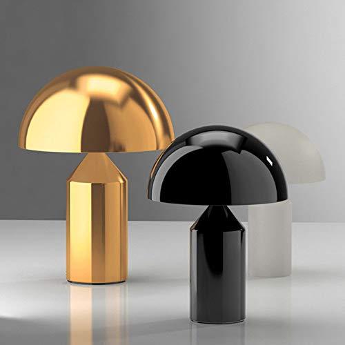 FidgetGear Lamp Modern Oluce Mushroom B07PRF4K89 Table Lamp Creative Designer White Simple Desk Lamp Bedside New White Small B07PRF4K89 Gold Large Large|Gold, 名入れ記念品プレゼントのビブレス:ea9b5c84 --- centrohospitalariomac.com.mx