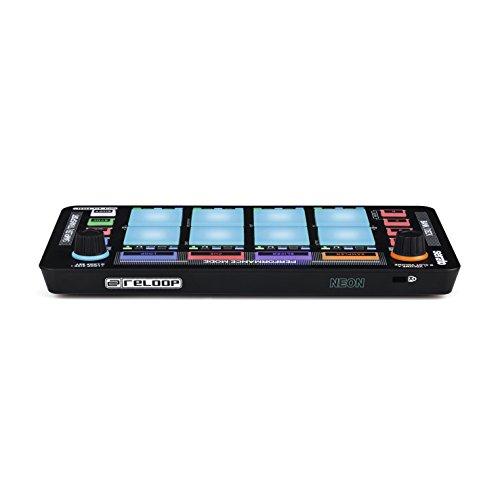 Reloop Neon USB Modular Pad Controller for Serato DJ