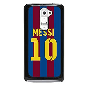 Handsome Coolest Crazy Lionel Messi Phone Case Cover For LG G2 Nice Protective Mobile Shell