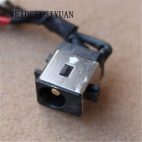 Cable Length: 3CM Computer Cables AC DC Power Jack Harness Port Connector for Toshiba E45-B E45T-B E45-B4100 E45-B4200 E45T-B4204 E45T-B4300 E45-B4106 E45-B4300