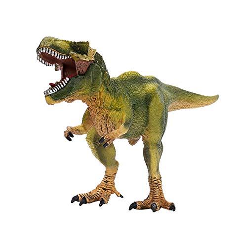 CifToys Tyrannosaurus Rex Dinosaur Toys 3 Year Old Boy Toys Kids Toy Realistic Jurassic Trex Dinosaur (Green)