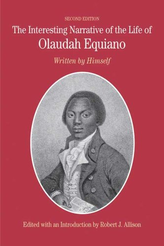 mini store gradesaver the interesting narrative of the life of olaudah equiano written by himself
