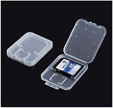 Tecnostore Caja para Tarjetas de Memoria Micro SD SDHC TF Mic ...