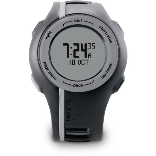 Garmin Forerunner Large Red Black