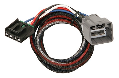 Reese Towpower 85066 Brake Control Wiring Harness for Dodge/Ram ()