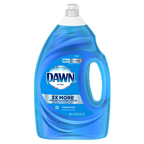Dawn Ultra Dishwashing Liquid, Original Scent, 56 Ounce