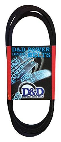 D Rubber 335 Length OffRoad Belts D/&D PowerDrive 3809364 CUMMINS ENGINE Replacement Belt 335 Length 1-Band