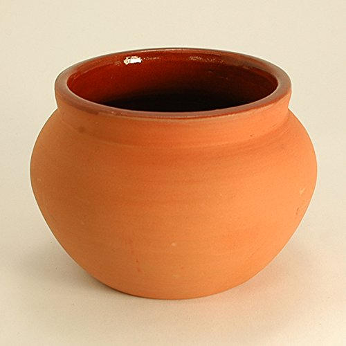 Indian Clay Biriyani Pot - Medium (Mud Pot)