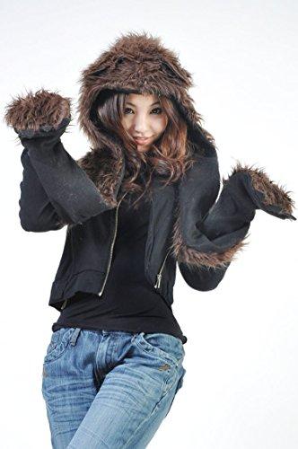 Faux Fur Animal - 5