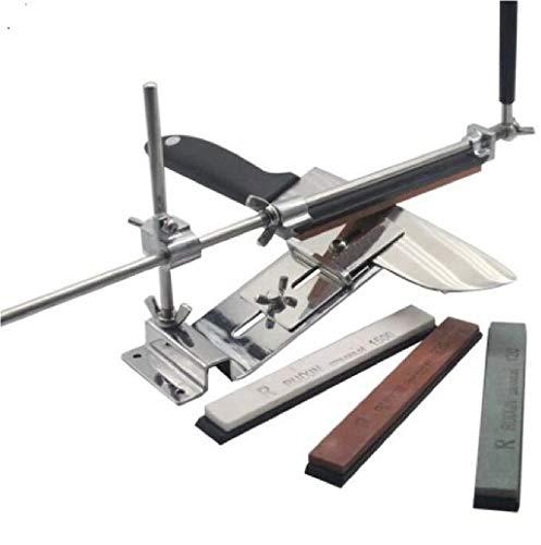 Stainless Steel Professional Knife Sharpener Tool Sharpening Machine Kitchen Accessories Grinding