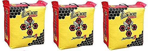Morrell Yellow Jacket Supreme 3 Field Point Bag Archery Target (Thrее Расk)