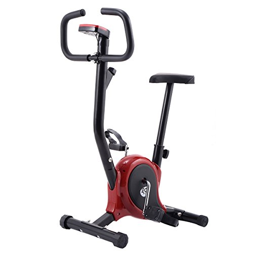 Goplus Upright Bike Exercise Bik...