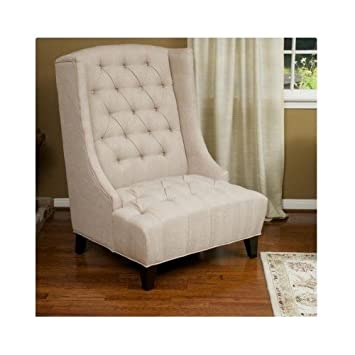 Beautiful High Back Chair A Welcome Piece Of Contemporary Furniture, Living Room And  Todayu0027s Stylish Decor