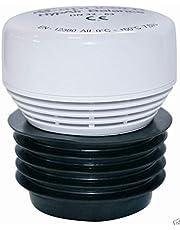 Buisbeluchter ventilatieventiel voor sanitaire systemen DN 32 63