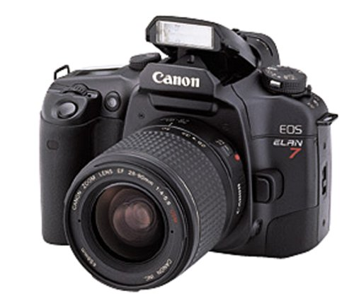 - Canon EOS Elan 7 35mm SLR Camera Kit w/ 28-90mm Lens (Discontinued by Manufacturer)