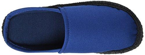 Kitz - Pichler Riva - Zapatillas de casa Unisex adulto Blau (blau Uni)