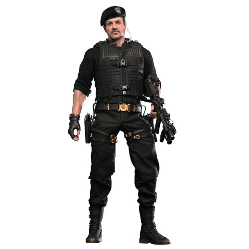 Movie Masterpiece-The Expendables2-1/6 scale figure Barney - Scale 1/6 Sunglasses