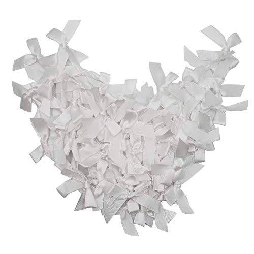 - 60pcs Mini Satin Ribbon Bows 2