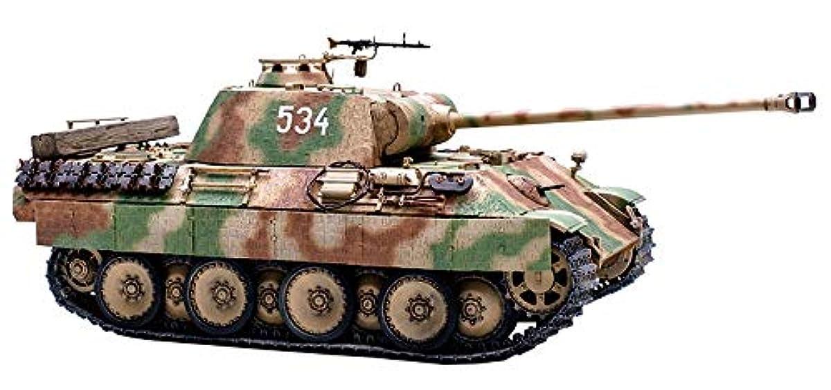 [해외] 몽 모델 1/35 독일군 중 전차 SD.KFZ.171 판터A후기형 프라모델  MTS035