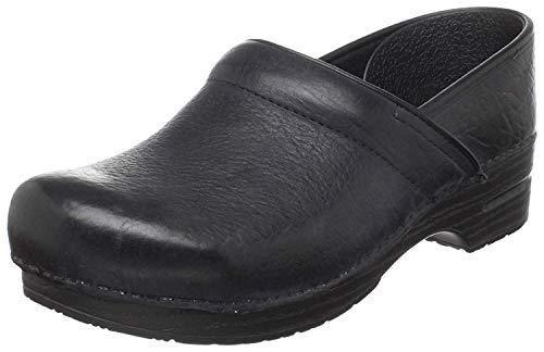 - Dansko Women's Professional Shoe, Black Oiled, 41 M EU (10.5-11 US)