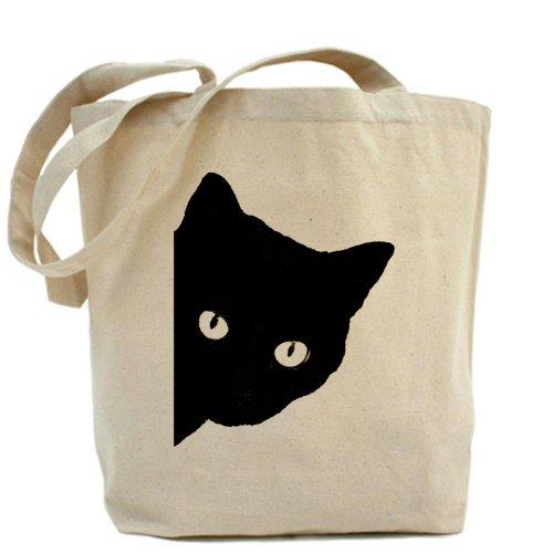 Kitchen CafePress Bag black Multi Tote cat by Standard CafePress color S7P0xf