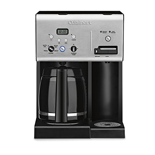Cuisinart Programmable Coffeemaker Stainless Refurbished