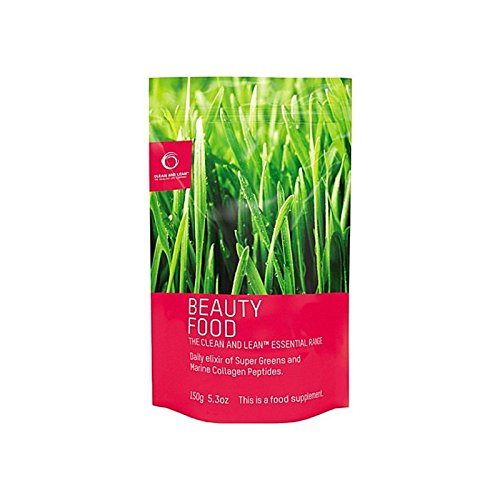 Clean & Lean Beauty Food 150G - クリーン&リーン美容食品150グラム [並行輸入品] B071V6ZRSR