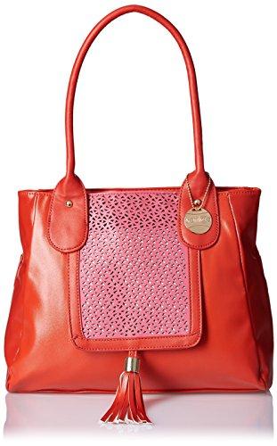 Venicce Women's Shoulder Bag (Red) (VN143)