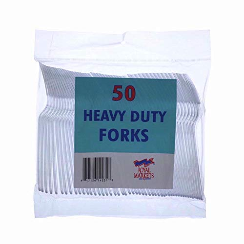50 Heavy Duty Forks Royal Market
