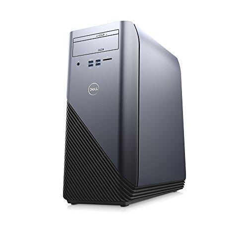 Dell i5675-A933BLU-PUS Inspiron 5675 AMD Desktop, Ryzen 5 1400 Processor, 8GB, 1TB, AMD Radeon RX 570 4GB GDDR5 Graphics, Recon Blue by Dell (Image #2)
