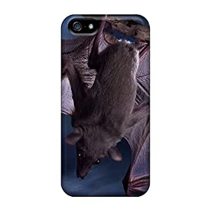 Durable Case For The Iphone 5/5s- Eco-friendly Retail Packaging(batty)