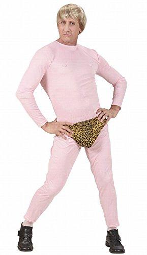 GAYO (M) (male sex jumpsuit leopard underpants) by Sancto