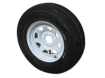 Amazon Com Sterling St205 75r14 Lrc Radial Boat Trailer Tire
