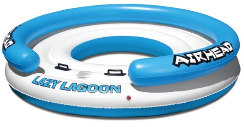 Lagoon Inflatable - Airhead LAZY LAGOON Inflatable Island