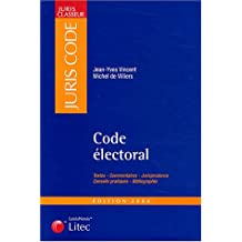 CODE ELECTORAL 2004