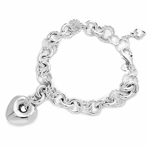 Amoro Polished 925 Sterling Si