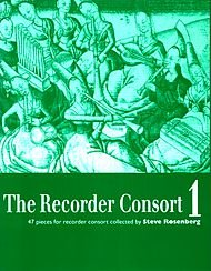 Boosey and Hawkes The Recorder Consort 1 (47 Pieces for Recorder Consort) Boosey & Hawkes Chamber Music Series by Various ()