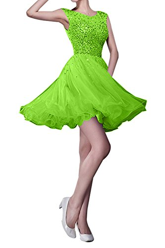 Gruen La Abendkleider Cocktailkleider Linie mia Braut Steine A Rock Kurzes Tanzenkleider Lemon Partykleider Heimkehr Festlichkleider qAwgRqZ61x