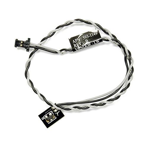 (JYLTK New Replacement Optical Drive DVD CD-RW ODD Temp Sensor Cable 922-9873 593-1149 For Apple iMac 27