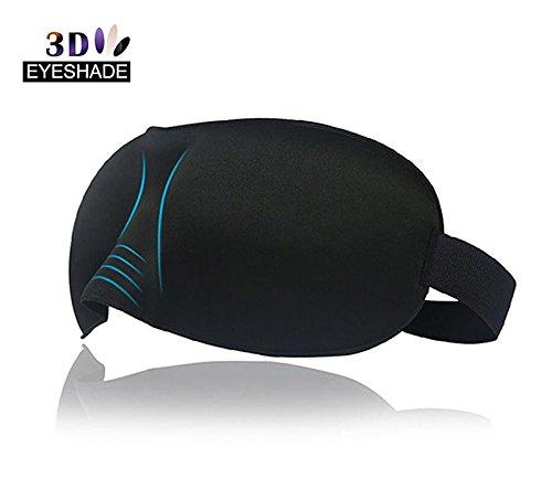 BELONGSCI 3D Sleep Mask for Sleeping Contoured Shape Ultra Lightweight Comfortable Eye Mask
