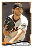 2014 Topps #537 Madison Bumgarner - San Francisco Giants (Baseball Cards)