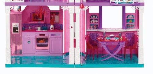 Barbie Dolls Hello Dreamhouse Dollhouse W Kitchen: Barbie Dream House (Discontinued By Manufacturer)