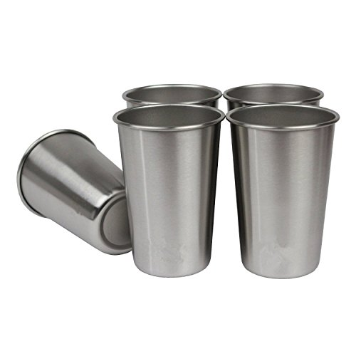 Stainless Steel Tumbler Glasses Coffee
