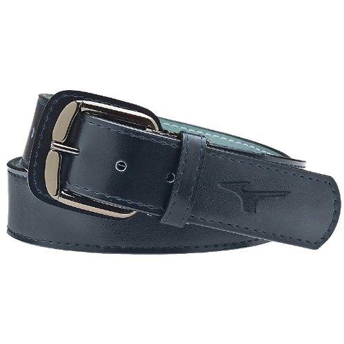 Mizuno Adult Classic Belt, Navy, 40-Inch