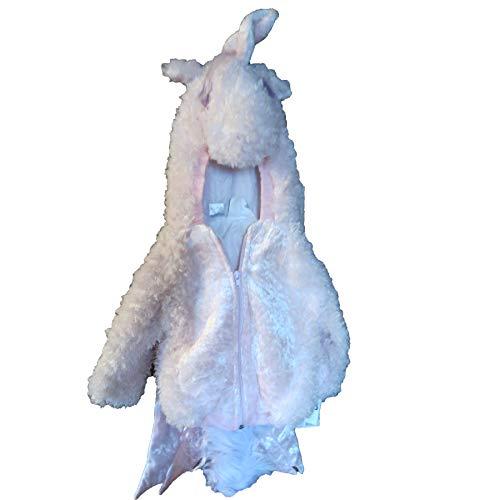 Pink Petables Unicorn 2 pc Costume Pretend Play 24 Months -