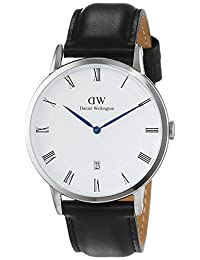 Daniel Wellington Unisex Adult DW00100088 Dapper Sheffield 38mm Watch